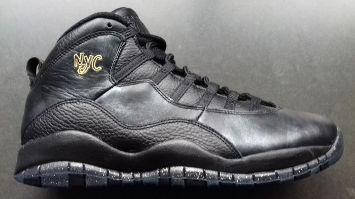 "Nike Air Jordan Retro 10 ""NYC"" - zapatillas"