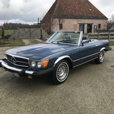 Mercedes-Benz - 380 SL - 1982