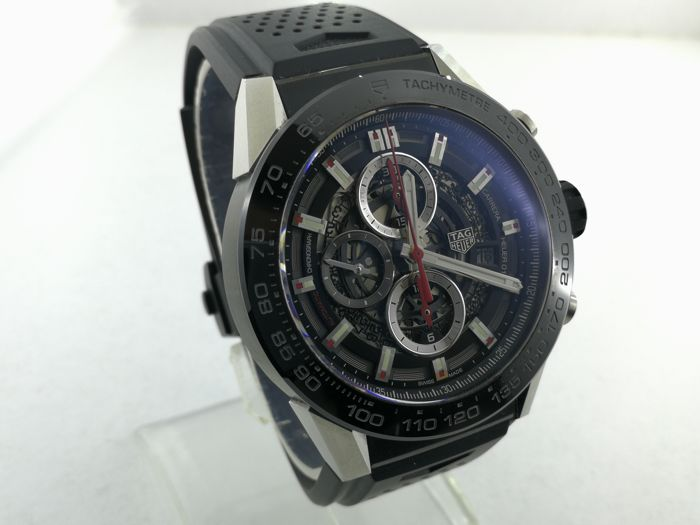 TAG Heuer - Carrera - Heuer 01 - Skeleton - CAR2A1Z-0 - Men - 2017