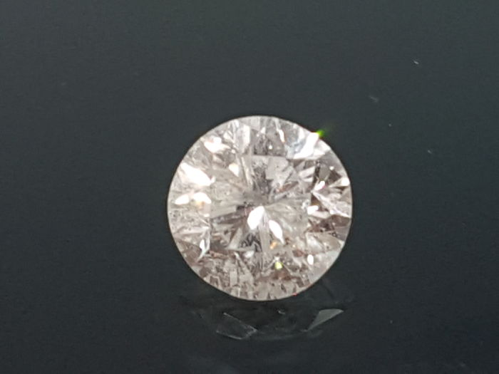 0.74 ct Diamond SI2/D
