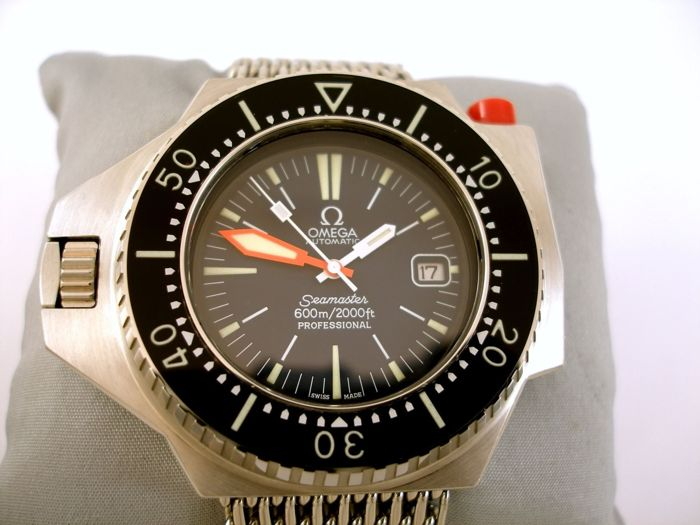 Omega - Seamaster Professional PloProf Diver 600m  - Automatic Ref.ST166.077 - Homme - 1970-1979