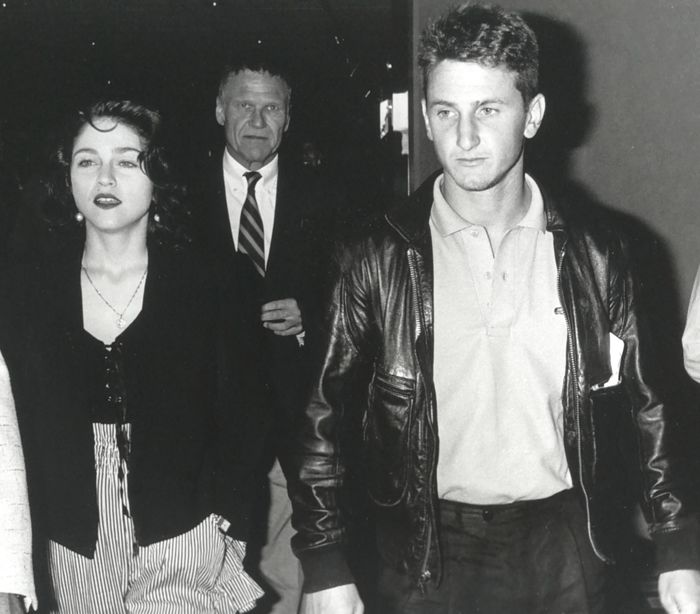 Victor Malafronte / Andy Schwartz - Madonna and Sean Penn, 1988/85