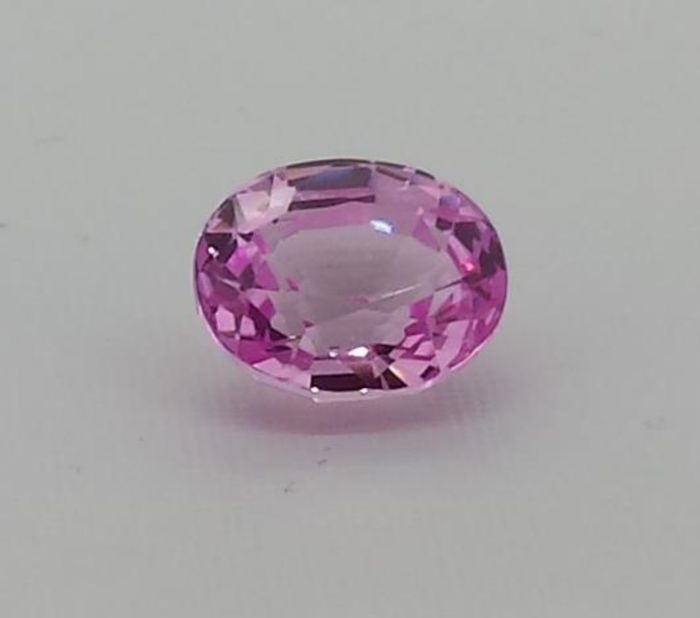 Pink sapphire 2.37 ct