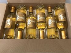 2010 Sauternes - Chateau Suduiraut Lions de Suduiraut (Second Wine Château Suduiraut's 1er GCC) – 12 half bottles (375ml) in original box