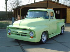 Ford USA - F100 - 1956