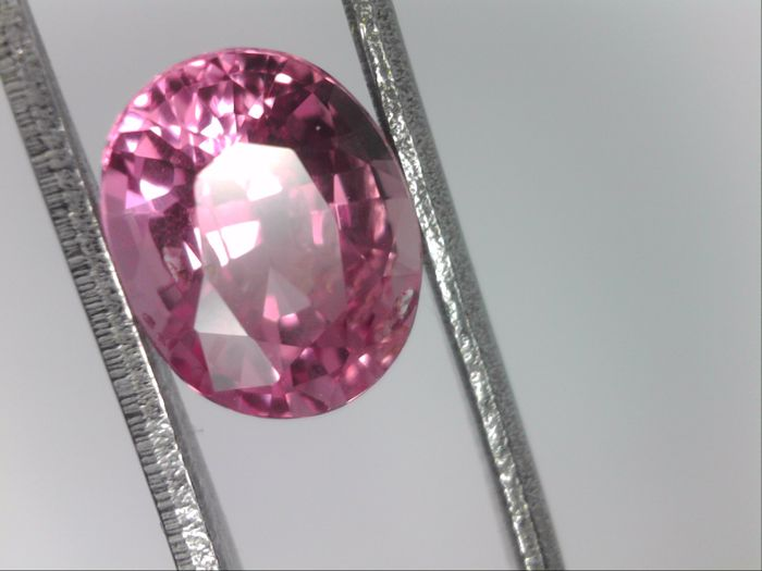 Pink Sapphire - 1.15 ct