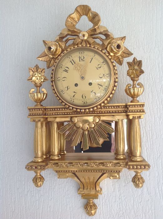 Swedish Cartel clock - early last century