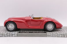 Minichamps - Scale 1/18 - Alfa Romeo 6C - 2500 SS - Corsa Spider  - 1939 - Single Numbered Limited Edition