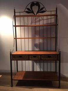 French bakery cabinet by Grange