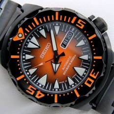 "Seiko - Automatico ""Monster Air Diver's 200M"" (NUOVO) - Heren - 2011-heden"