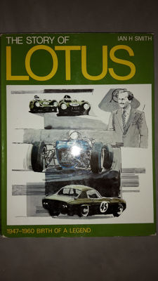The Story of Lotus vol. 1 & 2