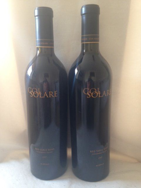1997 Col Solare, Columbia Valley USA - 2 bottles