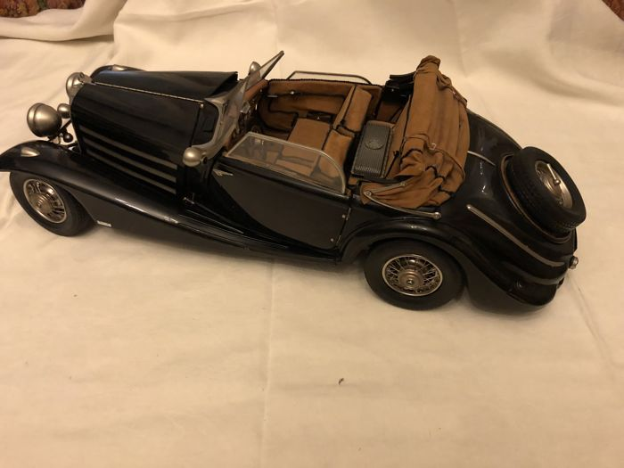 Pocher - Scale 1/18 - Mercedes-Benz 500 K cabriolet type 1935