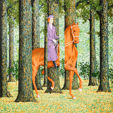 Modern Art Auction (René Magritte)