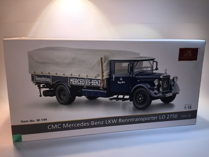 Cmc cmc mercedes benz w catawiki