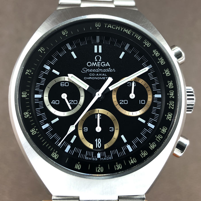 "Omega - Speedmaster Co-Axial Mark II Column Wheel - Limited Edition ""Rio 2016"" - Ref.52210435001001 - Homme - 2016"