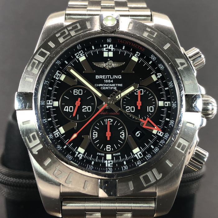 Breitling - Chronomat GMT Limited Edition 2000 - Ref.AB0412/4001940 - Homme - 2000-2010