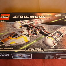 LEGO Star Wars 10134 Y-wing Attack Starfighter New Sealed