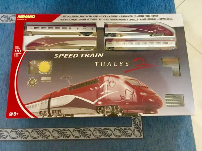 Mehano H0 - Train set - Thalys International