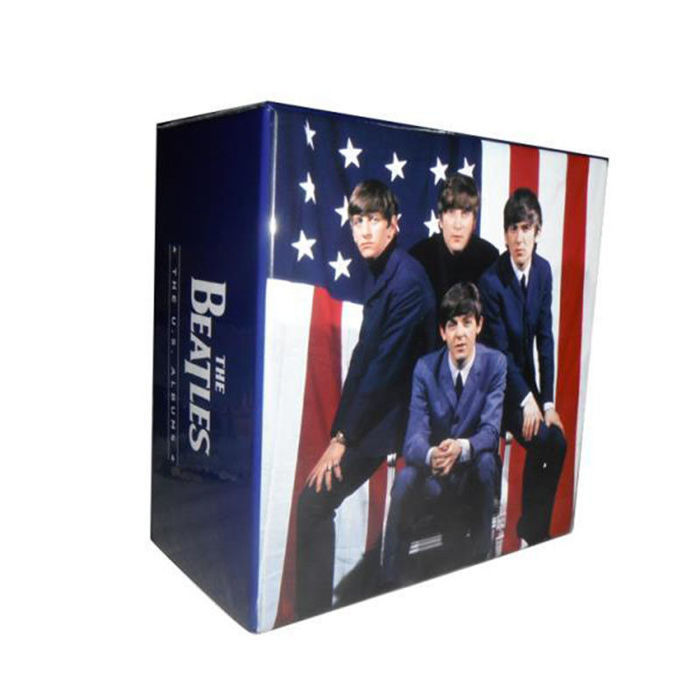 The Beatles: The U.S. Albums 13 CD sealed Box Set Collection