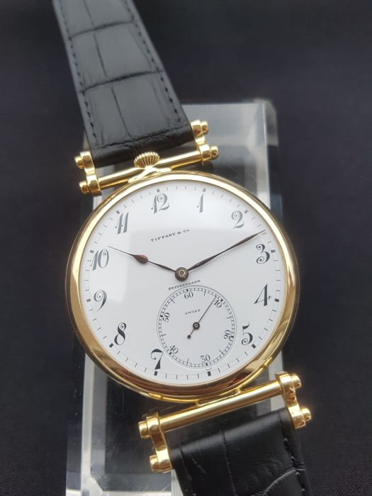 Tiffany & Co. - Marriage watch - ca.1910