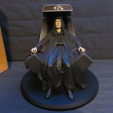 Star wars Emperor Palpatine 1/5 Attakus 1st limited édition 2001