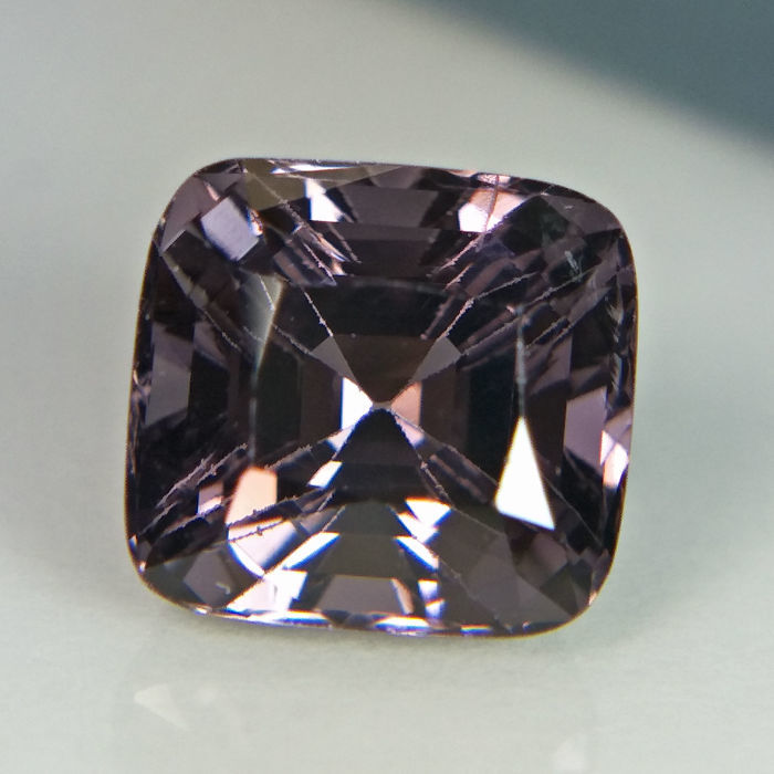 1 pcs Paars Spinel - 2.14 ct