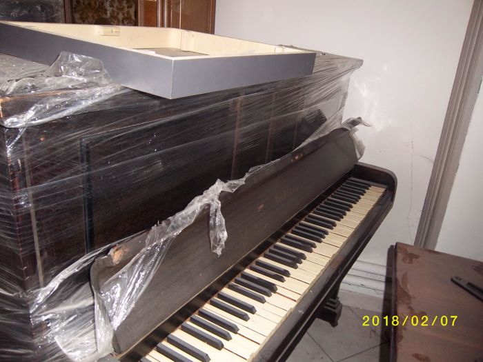 Godfred Brighton piano, built in 1958 -1960