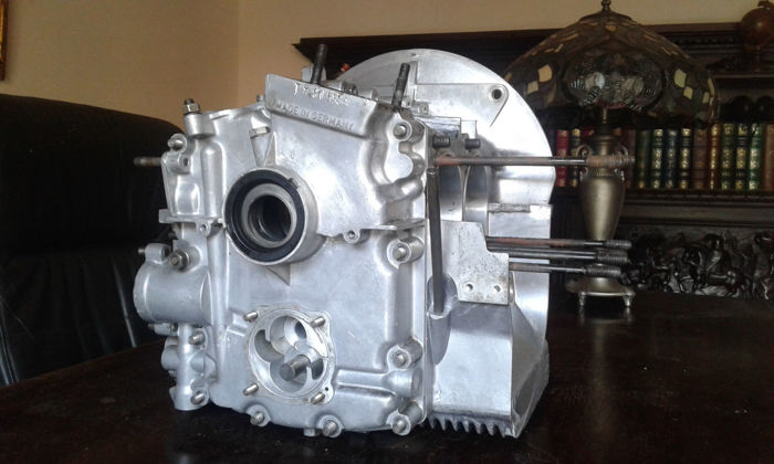 Porsche 356 A engine block refurbished to new