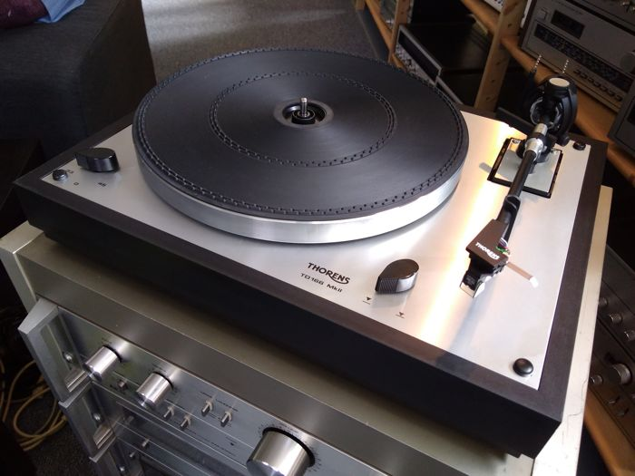 Thorens TD 166 MK2, real high end of world class