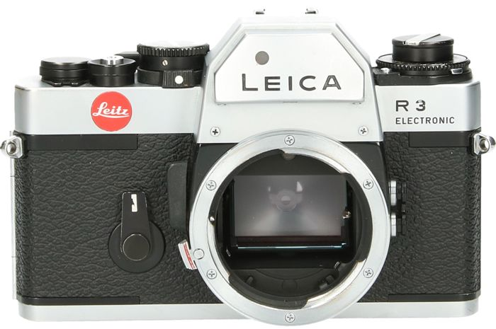 Leica R3 Electronic body