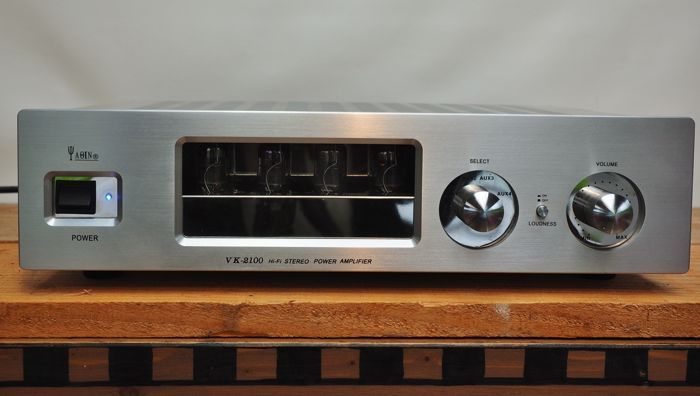 Yaqin VK-2100 integrated hybrid tube amplifier: class A quality