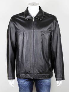 Louis Féraud - Leather jacket