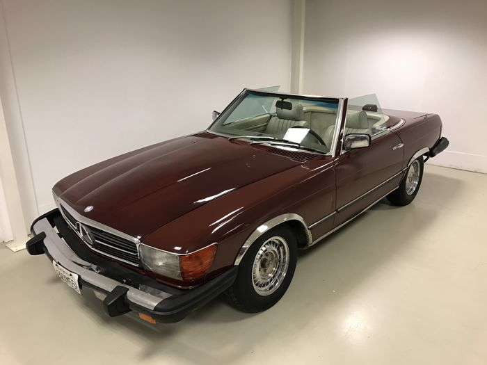 Mercedes-Benz - SL450 - 1978