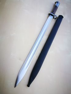 BAYONET to Mauser long version Export to Persia, very very good to mint condition, rare