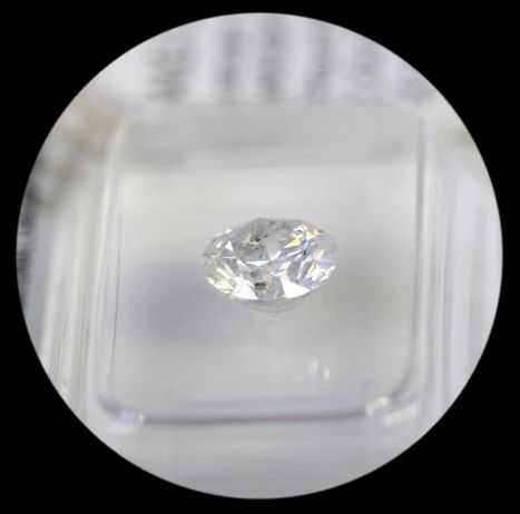 Diamond, 1.13 ct – E colour – Small reserve price