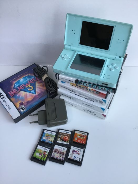 Nintendo Ds Lite 12 Games Catawiki