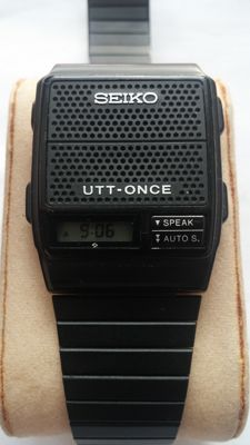 Seiko - A966-4000 ZO UTT-ONCE - 806079 - Unisex - 1980-1989