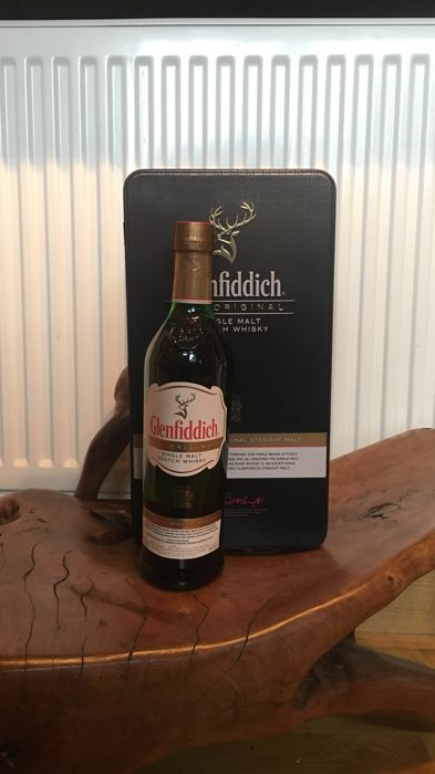 Glenfiddich the Original Single Malt Scotch Whisky