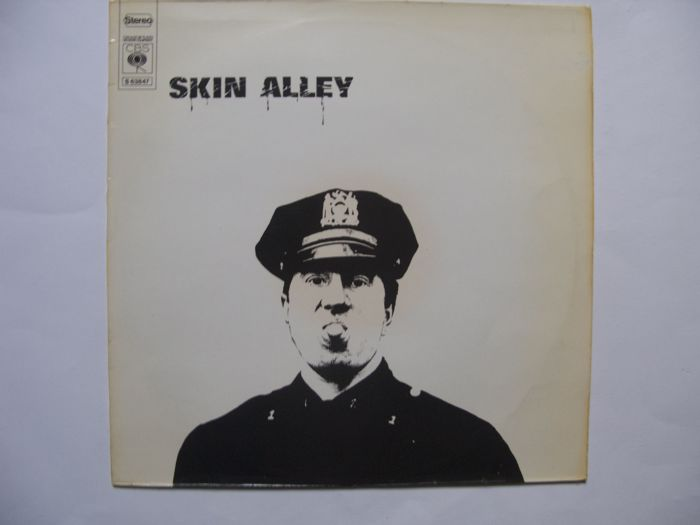 1969: Lot of 2 LP albums: Skin Alley and an album of Jimmy Hendrix Experience - Smash Hits