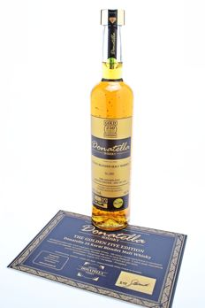 Donatella Whisky - Golden Five Edition - 22/24K Gold ( Limited Edition)