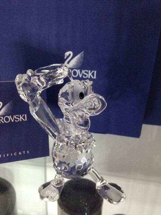 Swarovski Disney Crystal Collection Donald Duck