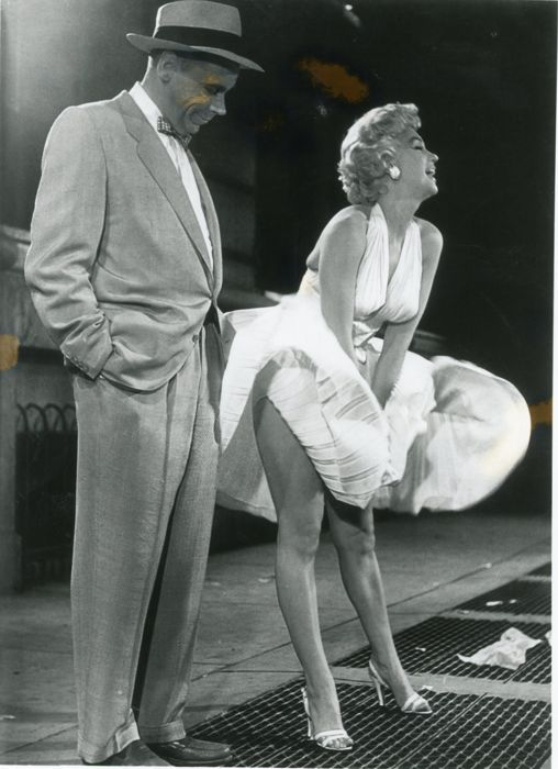 Sam Shaw (1911-1999) - Marilyn Monroe & Tom Ewell, The Seven Year Itch, 1955