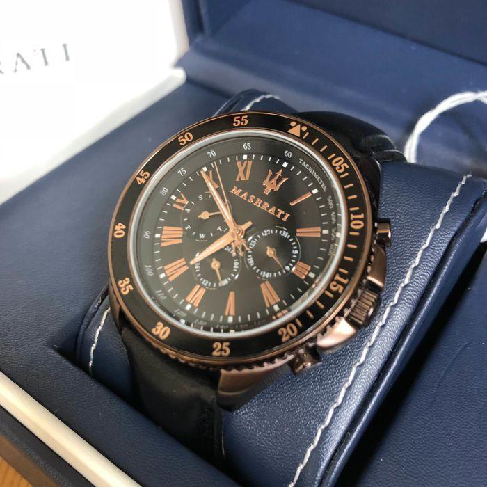 Maserati Stile Chronograph - Men's - Unused