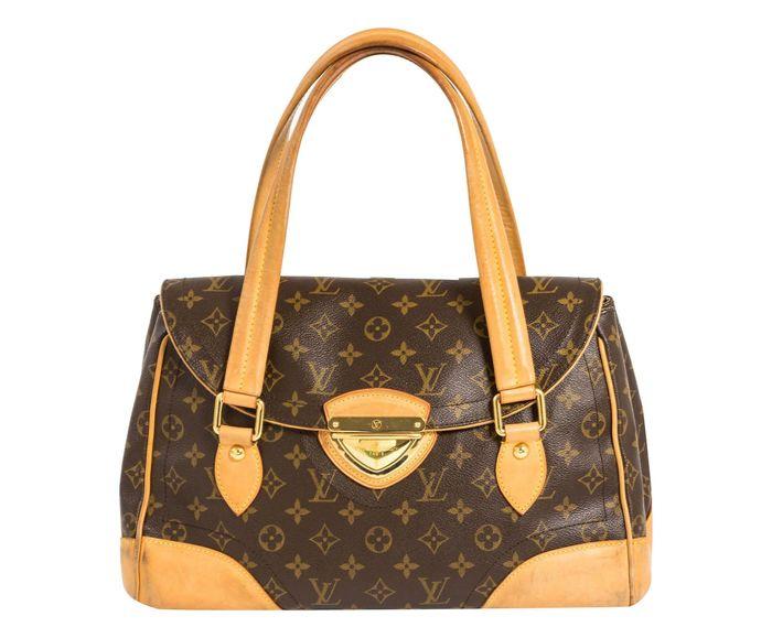 7f8b9141b Louis Vuitton - Monogram Canvas Beverly GM Shoulder bag - Catawiki