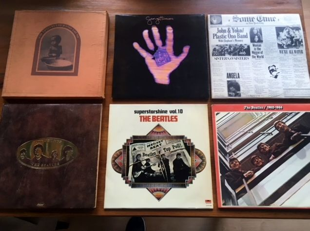 Lot Of 6 Albums