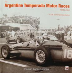 Book : The Argentine Temporada Motor Races 1950 to 1960