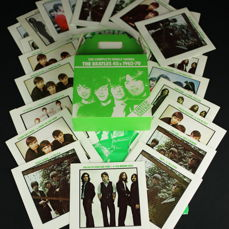 The Beatles Box Set - The Complete Single Works: The Beatles 45s 1962-70 (22 Singles + 1 Extra Bonus Single 'Yesterday' As New)