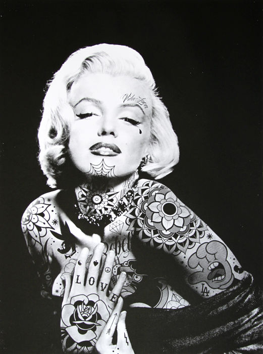 Nest - Inked Marilyn
