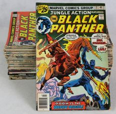 Collection of Marvel Comics - 44x sc - 1st edition (1976/2005)